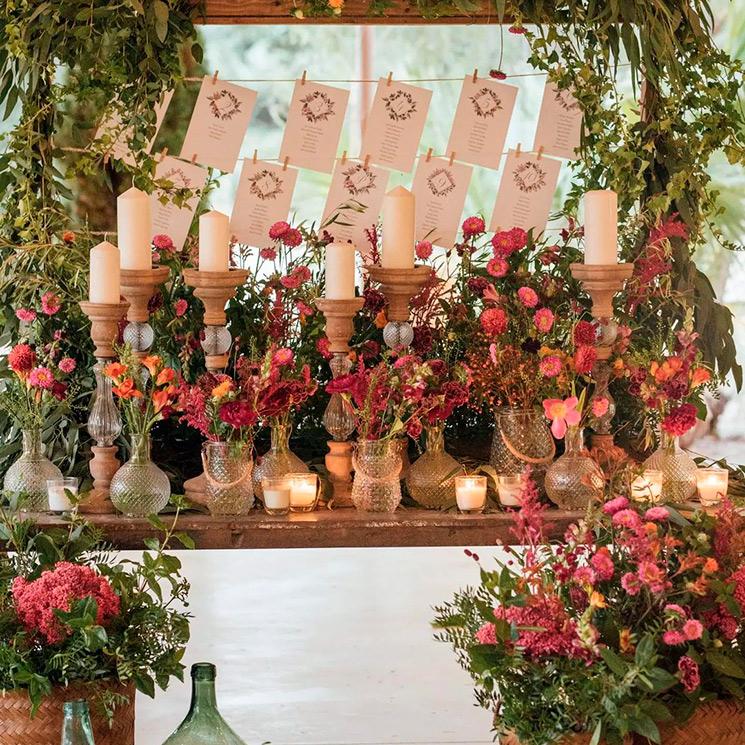 'Green deco', todo sobre la tendencia sostenible que promete arrasar en las bodas