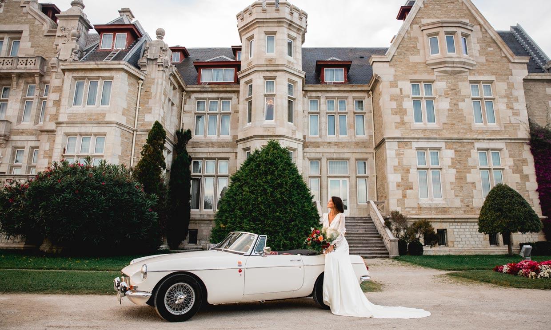 Vuelven las bodas por todo lo alto: coches clásicos y otros detalles que harán tu día único