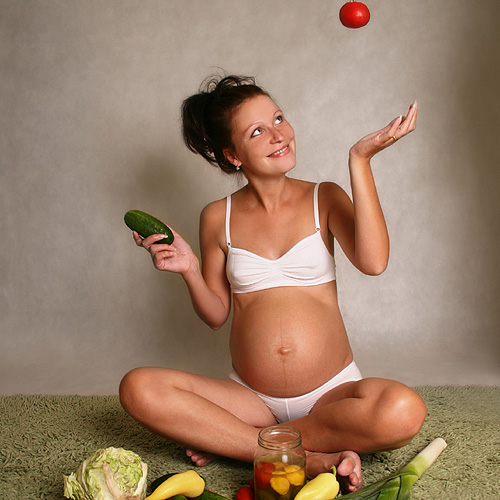 El engordar para ejercicios no embarazo durante