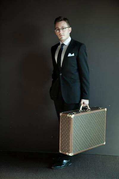 Hola.com abre las puertas del exclusivo showroom de Louis Vuitton a nueve 'bloggers' de moda