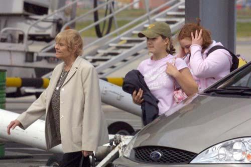 Cherie Blair se recupera de su intervención en un castillo de Francia