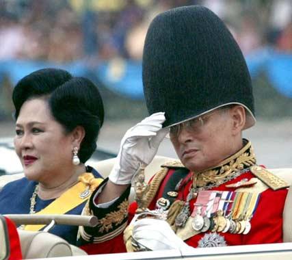 Bhumibol Adulyadej: el Rey bien amado cumple 75 años