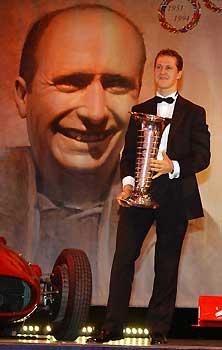 Alberto de Mónaco preside la gala del automóvil organizada por la FIA