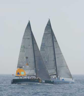 La Infanta Cristina arrebata el Trofeo Zegna a su padre, que competía con el nuevo Bribón