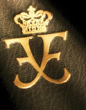 La Reina de Dinamarca diseña un monograma para los príncipes herederos