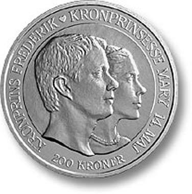 Copenhague se engalana para la boda de Federico de Dinamarca y Mary Donaldson
