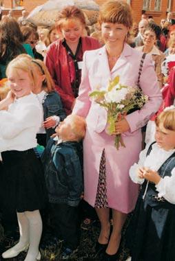 La princesa Marta Luisa competirá con su marido en las librerías