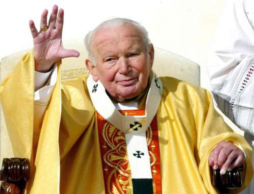 El Papa Juan Pablo II ha muerto