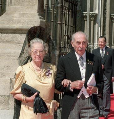 Fallece, a los 91 años de edad, Esperanza de Borbón-Dos Sicilias y Orleans, tía del rey don Juan Carlos