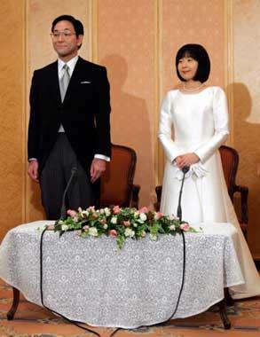 La boda más humilde de la historia de la Casa Imperial japonesa , Foto 3