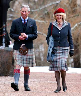 Carlos y Camilla organizan una cena por el 80º cumpleaños de Isabel II