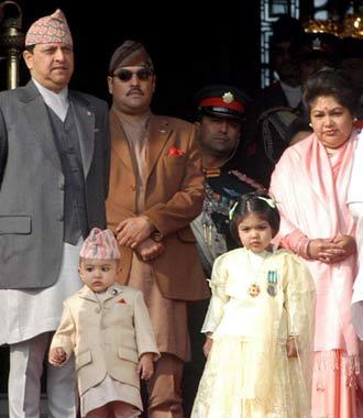 Nepal podría tener una Reina