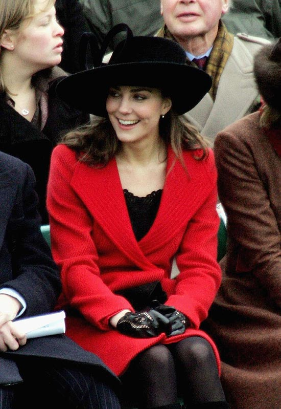 Kate Middleton: una novia a la espera