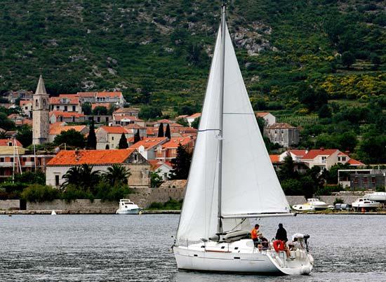 Federico y Mary de Dinamarca: vacaciones en Croacia a bordo de un yate