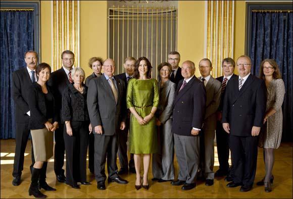 La princesa heredera de Dinamarca crea la 'Fundación Mary'
