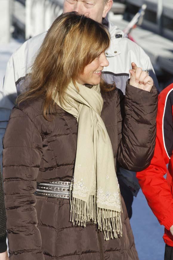 La princesa Marta Luisa espera su tercer hijo