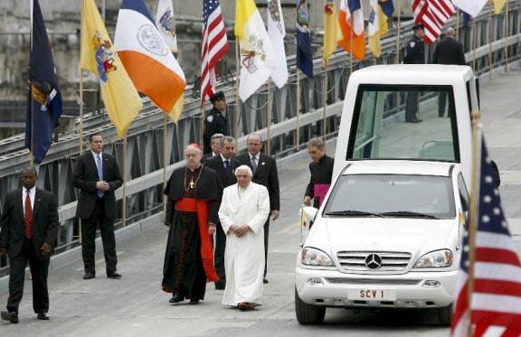 La visita del Papa a Estados Unidos paso a paso