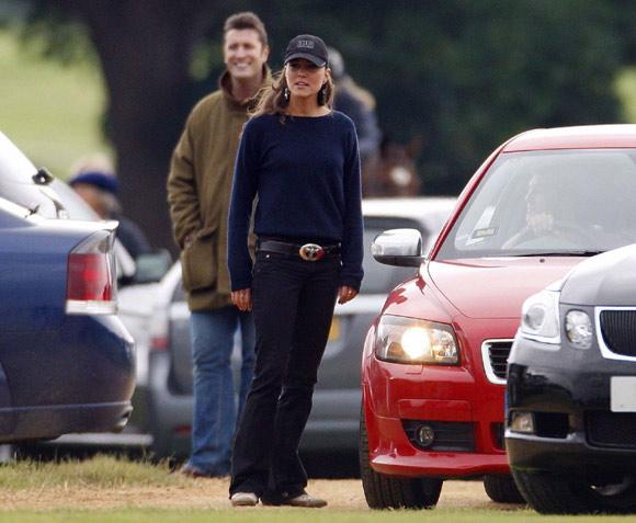 Guillermo de Inglaterra celebra su cumpleaños junto a su novia, Kate Middleton
