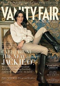 Carla Bruni desea tener un hijo de Nicolás Sarkozy