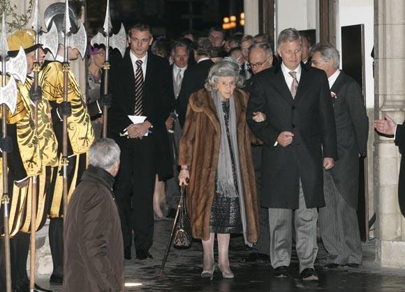 La romántica boda de la archiduquesa María Cristina de Austria y el conde Rodolfo de Limburg-Stirum