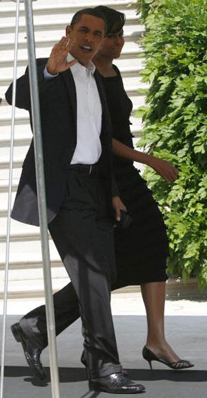 La romántica escapada de fin de semana de Barack y Michelle Obama