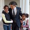 Barack Obama: 'Soy un padre imperfecto y he cometido errores'