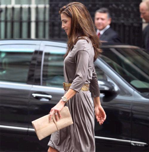 Rania de Jordania, la Reina de Oriente
