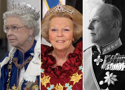 Las Casas Reales más caras de Europa