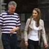 Rania de Jordania se reencuentra con su profesor inglés durante su visita a Escocia