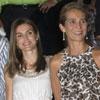 La Reina, los Príncipes de Asturias y las Infantas se unen a Príncipes y Princesas de Europa en la cena previa a la boda de Nicolás de Grecia