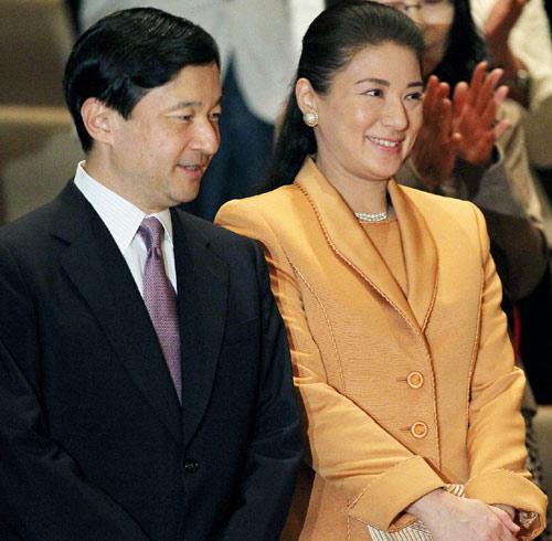 La princesa Masako asiste a su segundo acto oficial de este año