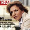Primera entrevista con Sofía de Habsburgo tras la trágica pérdida de su hijo Alexis:'No quiero que mis hijos vean en mí a una madre derrumbada'