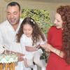 La princesa Lalla Khadija de Marruecos celebra su cuarto cumpleaños en familia