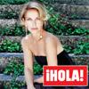 Exclusiva en ¡HOLA!: Sofía de Habsburgo, princesa de Windisch-Graetz, nos recibe en su casa-palacio de Caserta, cerca de Nápoles, donde tiene las raíces familiares