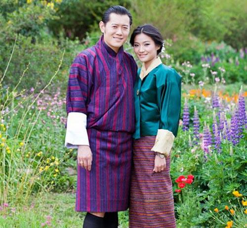 El próximo jueves, 13 de octubre, el rey de Bután se casa con la joven Jetsun Pema en lo que será un acontecimiento que se celebrará durante tres días