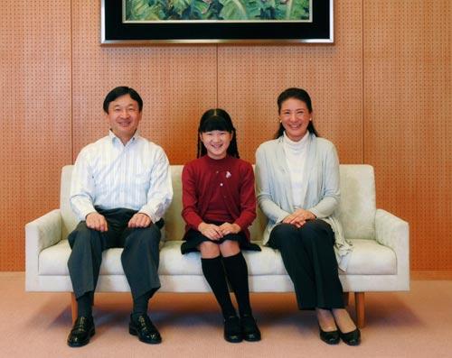 La princesa Masako celebra su 48 cumpleaños feliz porque su hija está superando los problemas escolares
