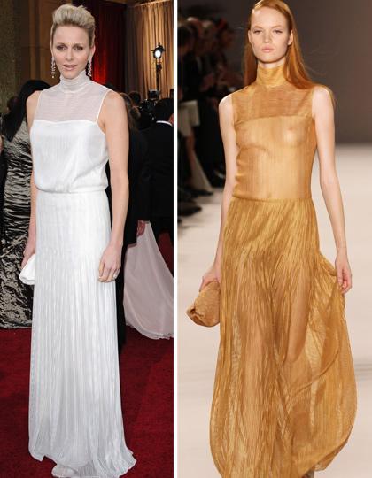 Princesas fashion: de la pasarela a palacio