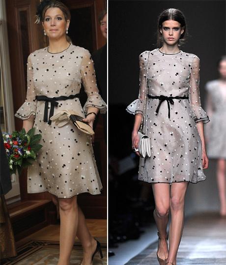 Princesas fashion de la pasarela a palacio foto 9 - Diseno alta costura ...