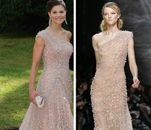 Las princesas herederas se visten de pasarela - Diseno alta costura ...