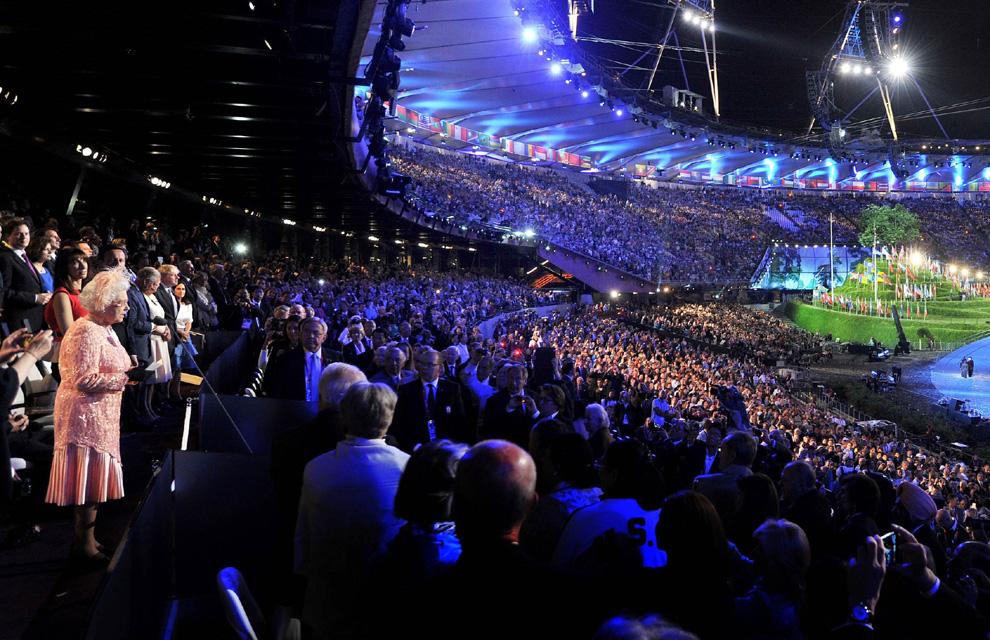 Reinas, príncipes y princesas... ¡bienvenidos a los Juegos Olímpicos ...