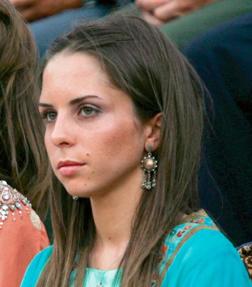 Imán de Jordania, hija de la reina Noor, celebra su compromiso con Zaid Mirza