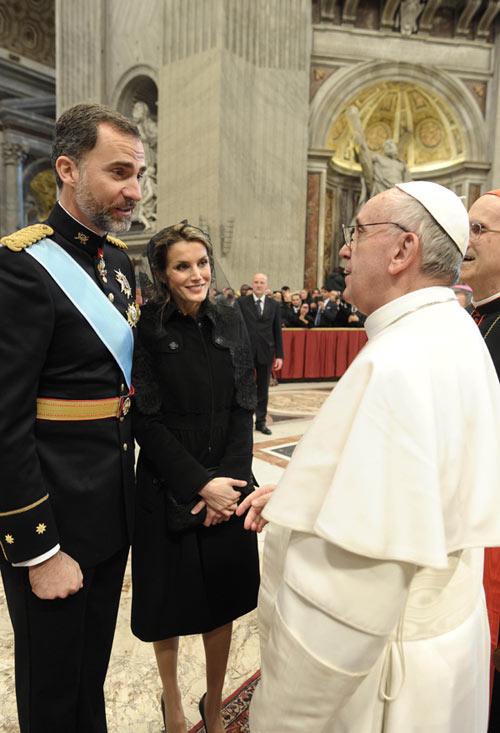 Operacion de hernia del papa francisco