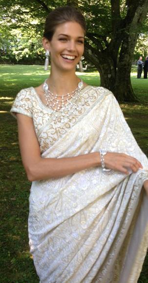 El príncipe Rahim se casa con la 'top model' Kendra Spears