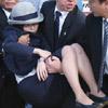 La princesa Akiko sufre un desmayo al recibir a los emperadores Akihito y Michiko
