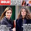 En ¡HOLA!: Letizia reaparece tras el fin de semana de esquí del Príncipe, primeras imágenes de Carlota tras dar a luz, y más...