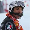 Hubertus de Hohenlohe, el 'esquiador mariachi' y su accidentada participación en las Olimpiadas de Sochi