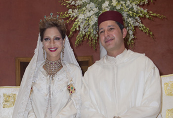 La boda de ensueño de Lalla Soukaina, la bella sobrina del rey Mohamed VI
