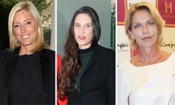 ¿Qué tienen en común Marie Chantal de Grecia, Tatiana Santo Domingo y Sofía de Habsburgo?