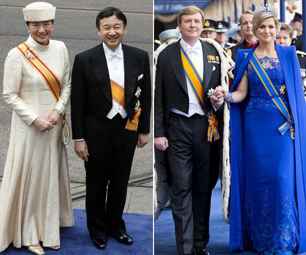 Después de 11 años sin asistir a una cena de gala, Masako de Japón vencerá su tristeza para recibir a la reina Máxima de Holanda