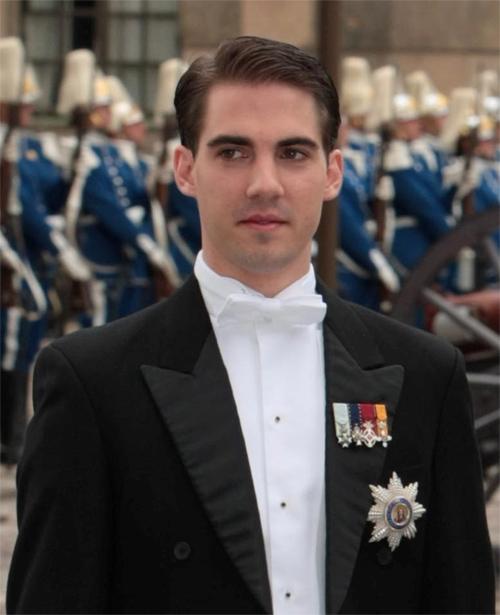 Felipe de Grecia y Dinamarca: 'Trabajo para ganarme la vida, como todo el mundo'